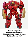 Review: Marvel Legends Hulkbuster Iron Man (Age of Ultron Movie Armor) Build A Figure BAF