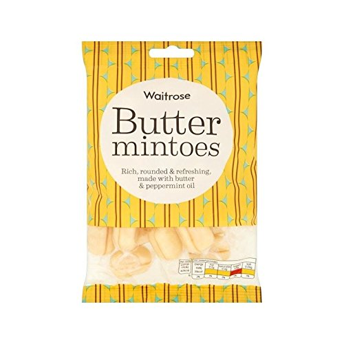 Butter Mintoes Waitrose 225g - Pack of 2