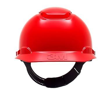 3M H-700C-RD Casco de seguridad industrial