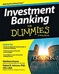 Image of the product Investment Banking for that is listed on the catalogue brand of For Dummies.