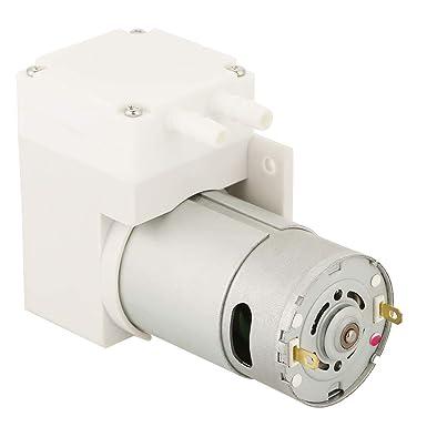 Mini Vakuumpumpe Asixx Micro Pumpe Aus Technische Kunststoffe Dc 12v 50w 70l Min Für Vakuum Verpackungs Maschine Gewerbe Industrie Wissenschaft