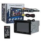 Best POWER ACOUSTIK Backup cameras - Power Acoustik PD-651B Double DIN 2DIN 6.5 Touchscreen Review