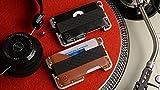 Dango Dapper EDC Wallet - Made in USA - Genuine Leather, CNC Alum, RFID Blocking