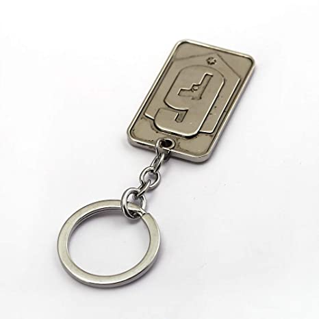 Value-Smart-Toys - Rainbow Six Keychain Siege 6 Key ring ...