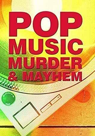 Música Pop, Asesinato y Mayhem juego misterio asesinato para 12 jugadores: Amazon.es: Juguetes y juegos