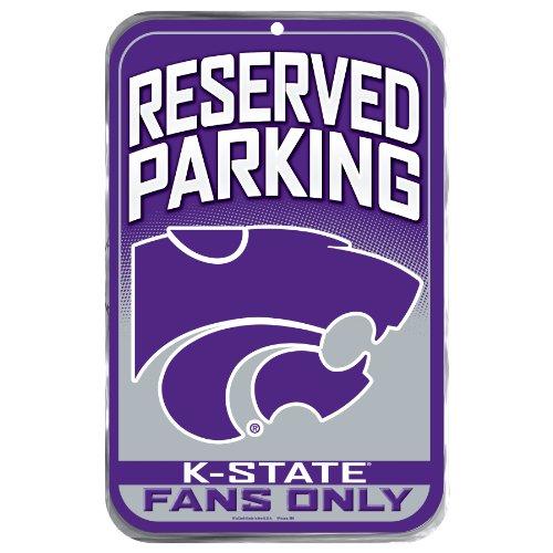 NCAA Kansas State Wildcats Styrene Sign, 11 x ()