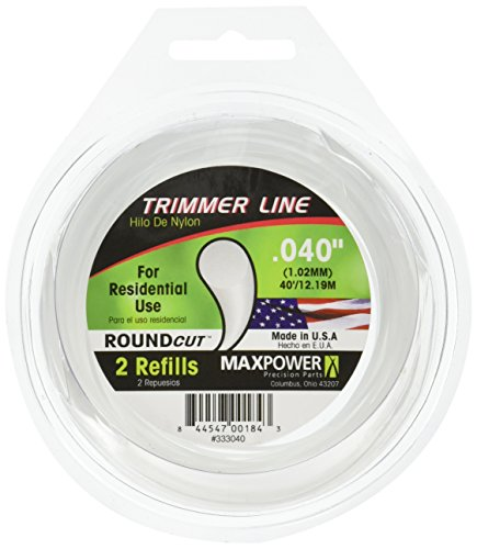 Maxpower 333040 .040-Inch by 40-Foot Trimmer Line ()