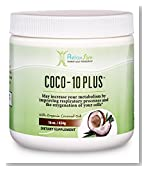 "RelaxSlim ""Super"" Organic Coconut Oil with CoQ10, Formulated by Obesity and Metabolism Specialist to Improve Energy Levels and Assist with Weight Loss - Natural Fat Burner to any Diet Attempt - 16 Oz"