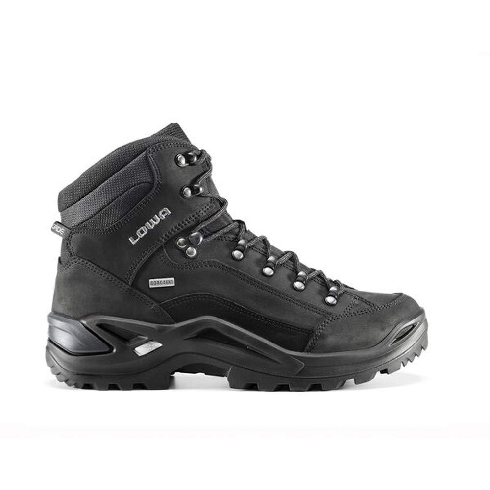 Lowa Renegade GTX Mid WS, Stivali da Escursionismo Uomo | Fai pieno uso dei materiali  | Sig/Sig Ra Scarpa