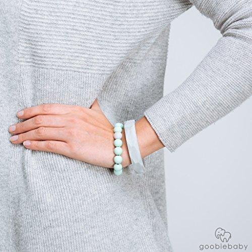 Goobie Baby Geometric Teething Bracelet product image