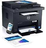 Dell C1765NF LED Multifunction Printer – Color – Plain Paper Print – Desktop, Office Central