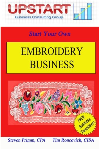Read Online Embroidery Business pdf