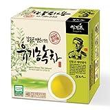 Ssanggye Tea 100% Natural Super Food Pure Organic Green Tea Jakseol 40 Tea Bags by Ssanggye Tea