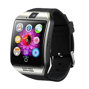 LLLS SmartWatch, Relojes Inteligentes para los Hombres para Las Mujeres, Multi-función de Deportes Impermeable Reloj de Control Remoto cámara Anti-Lost ...