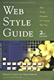 Web Style Guide, Patrick J. Lynch and Sarah Horton, 0300088981