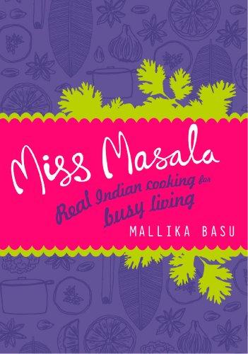 Miss Masala by Mallika Basu
