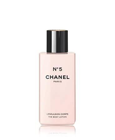95c76c536ba Image Unavailable. Image not available for. Color  Chanel No. 5 by Chanel  6.8 ounce perfume Body Lotion ...