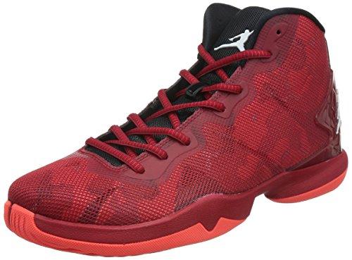Nike Jordan Men's Jordan Super.Fly 4 Gym Red/White/Black/...