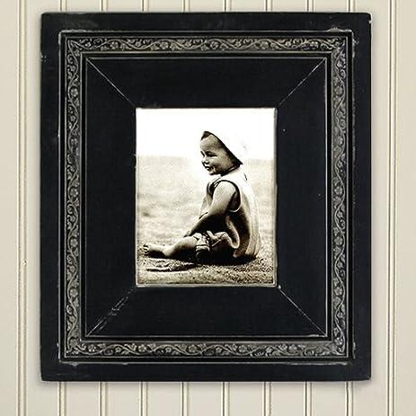 Amazon.com - Obrien Schridde Picture Frames, Vintage Style, Poplar ...