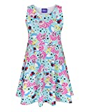 Disney Alice In Wonderland Girls Skater Dress (9-10 Years)