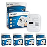 4x Nemaxx Carbon Monoxide Detector CO Alarm Sensor Warning with 7 Year Battery