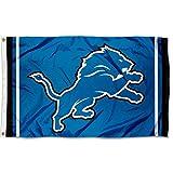 Detroit Lions Large NFL 3x5 Flag