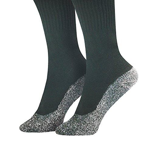 thin thermal socks for women - 1