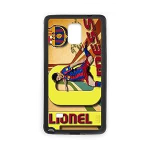 Samsung Galaxy Note 4 Lionel Messi pattern design Phone Case H12LM087620