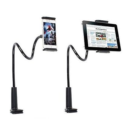 Amazon.com: Hellosy Gooseneck IPhone Holder/ IPad Stand/ Cellphone ...
