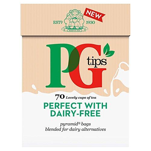 Pg Tips Dairy Free 70 Tea Bags 203g