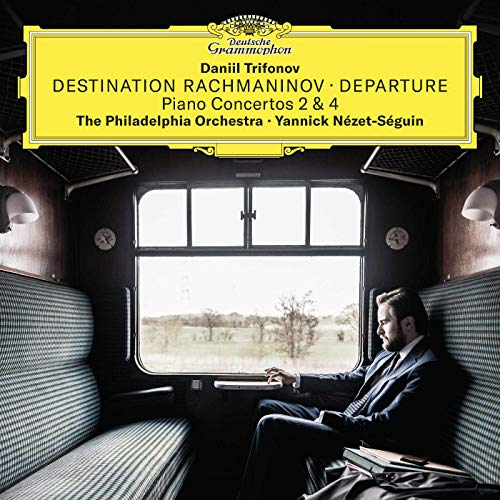 Destination Rachmaninov - Departure (Cd Orchestra Philadelphia)