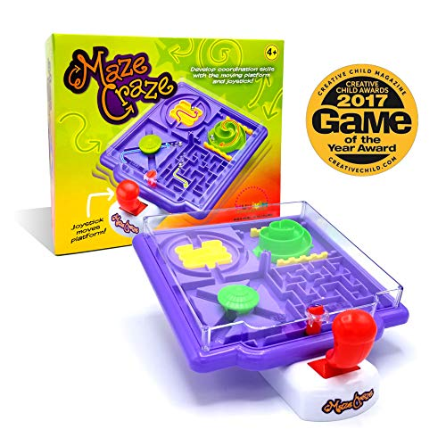 Maze Craze-Purple-a New and challenging Game by MukikiM