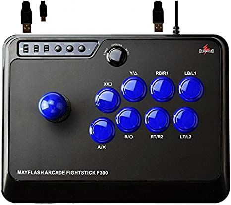 Arcade Stick PS4 XBOX ONE PC: Amazon.es: Electrónica