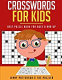 CROSSWORDS FOR KIDS: BEST PUZZLE BOOK FOR AGES 8