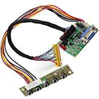 Universal MT6820-B LVDS LCD Monitor Driver Controller Board 1920×1200 17-42