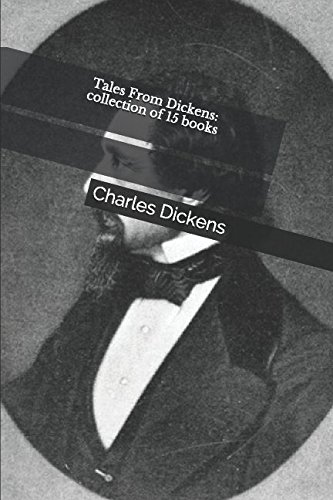 Tales From Dickens:collection of 15 works ebook