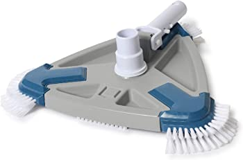 Milliard Deluxe Triangle Pool Vacuum