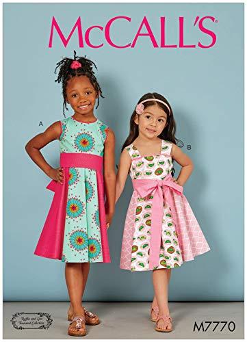 McCall's Patterns M7770CL0 Dress Pattern