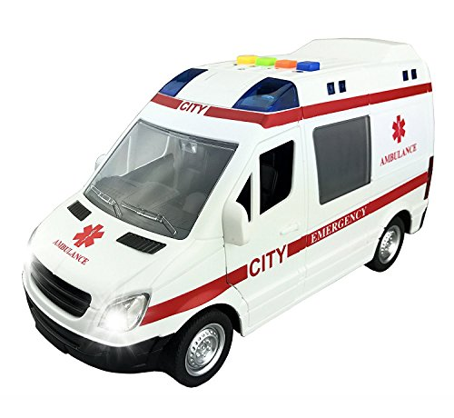 Large-Friction-Powered-Rescue-Ambulance-116-Toy-Emergency-Vehicle-w-Lights-and-Sounds