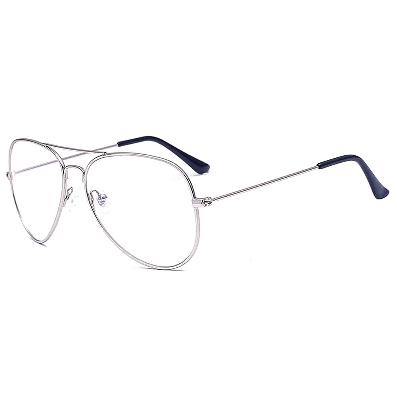 Cyxus filtro de luz azul gafas de aviador [mejor dormir] bloqueo uv ...