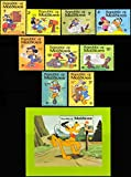 Maldives Disney International Year of the Child SET of 9 Plus Souvenir Sheet