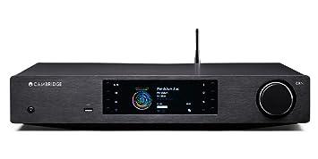 Cambridge Audio CXN - amplificadores de Audio Digital (USB A, USB B, Negro