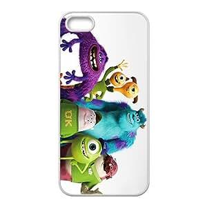 KJHI monster university movie Hot sale Phone Case for iPhone 5S