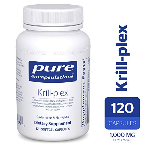 Pure Encapsulations - Krill-Plex - Supports Menstrual Comfort, Heart Health, Joint Support, Cognitive Function and Skin Health* - 120 Softgel Capsules by Pure Encapsulations (Image #9)