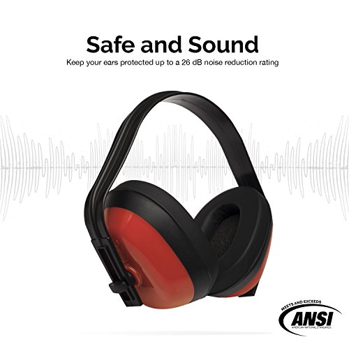 Buy noise cancelling earmuffs