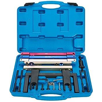 Image of 8MILELAKE Master Engine Timing Vanos Cam Camshaft Locking Tool Compatible for BMW 2.5 3.0 N51 N52 N53 N54 N55