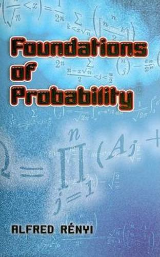 Foundations of Probability (Dover Books on Mathematics)