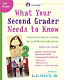 What Your Second Grader Needs to Know (Revised and Updated): Fundamentals of a Good Second-Grade Education (Core Knowledge Series)