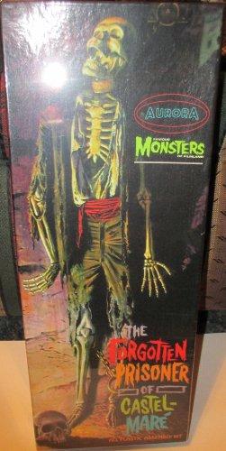 Moebius The Forgotten Prisoner of Castlemare Model Kit from Moebius