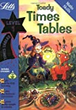 Toady Times Tables Level 1 (Letts Magical Skills): Magical Skills Level 1